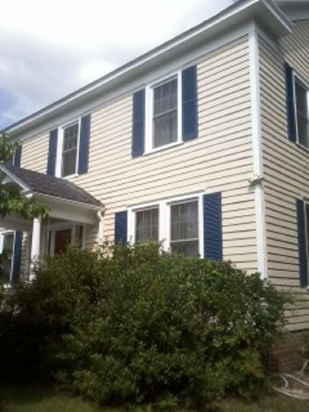 Replacement windows Charlotte Street Washington NC